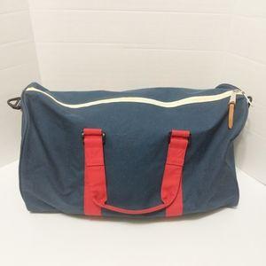 Herschel Blue Duffel Bag